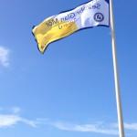 Clean Beach Award Flag